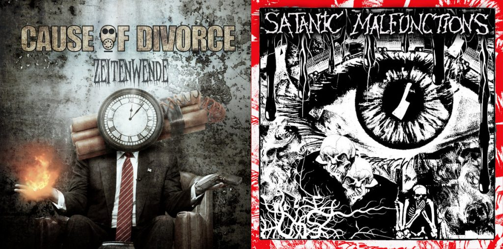 CC008 - Satanic Malfunctions/Cause of Divorce Split