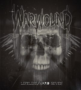 CC7-002 - Warwound/Tied Down - Split EP