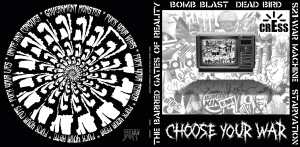 CC012 - Cress/Buff Split CD